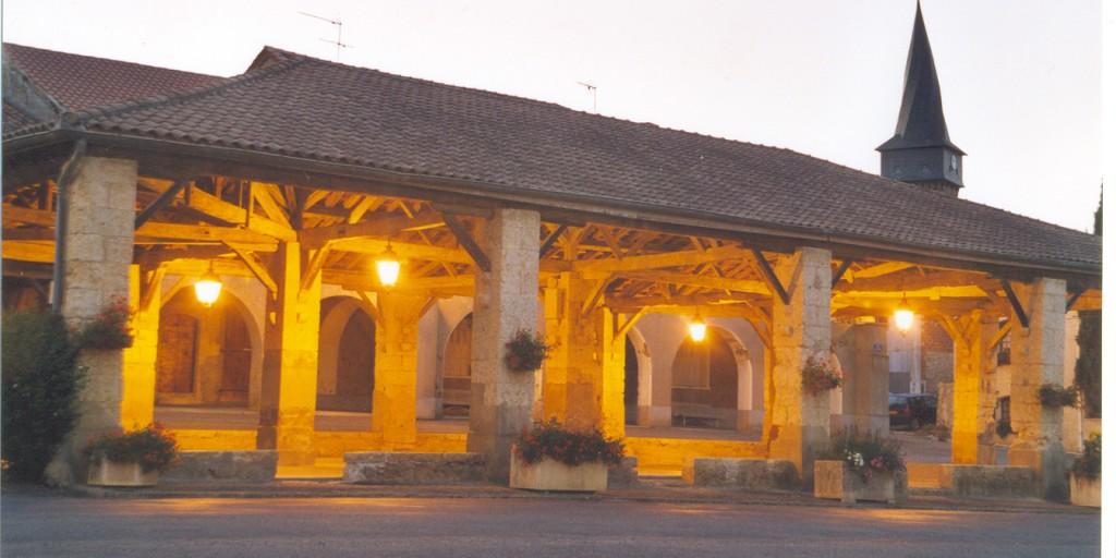 Halles de Barran