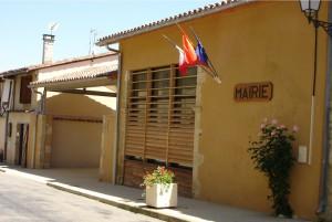 La mairie de Barran